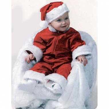 Baby kerst feest kostuum