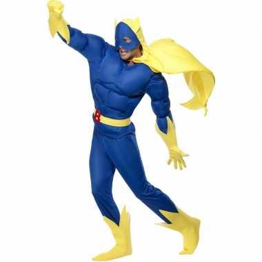 Bananen Man kostuum