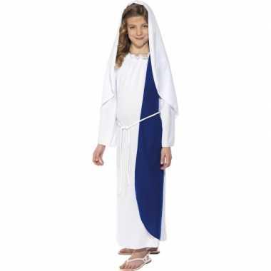 Bijbelfiguren kinder feest kostuum Maria