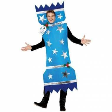 Carnavalsfeest kostuum christmas cracker