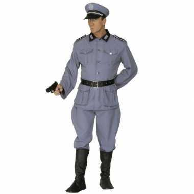 Duits leger carnavalsfeest kostuum