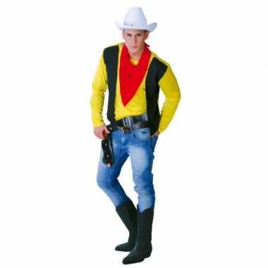Feest kostuum cowboy voor mannen