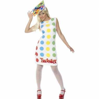 Funny feest kostuum twister pak