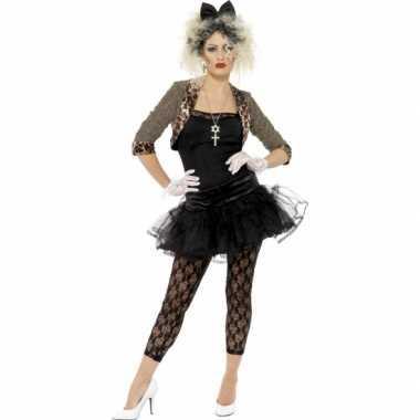 Jaren 80 kostuum met petticoat