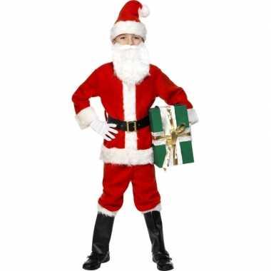 Kerstman feest kostuum voor kinderen