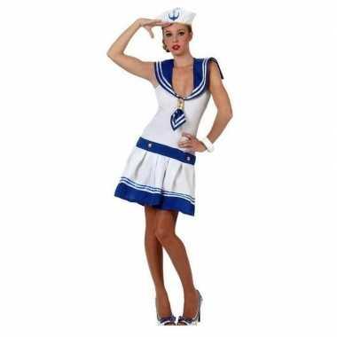 Matroos kostuum voor dames
