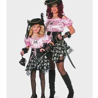 Piraat carnavals feest kostuum dames