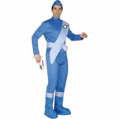 Scotty kostuum uit Thinderbirds