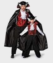Kostuum vampier volwassenen